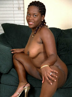Excited too Naked ebony cum apologise, but